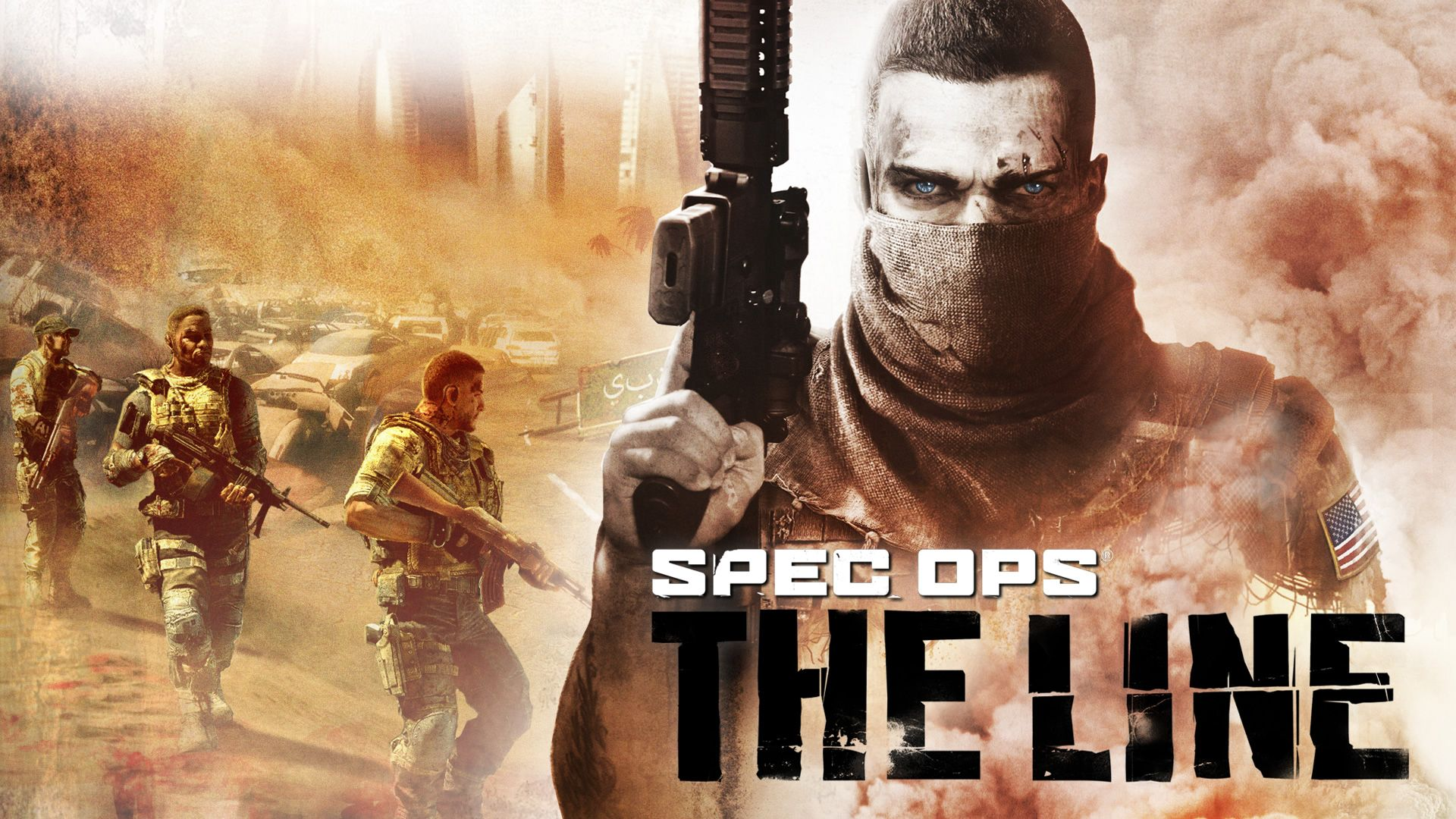 Spec Ops: The Line 1000 ideas about Spec Ops The Line on Pinterest Bioshock rapture