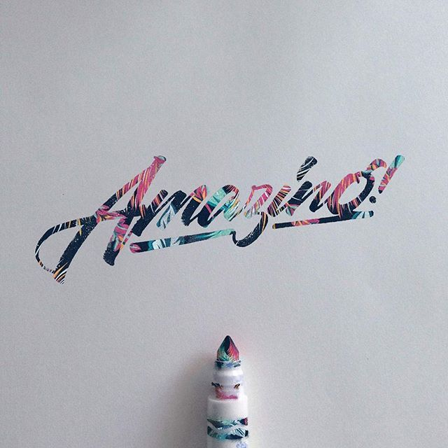 """Amazing!"" By @mdemilan.You may have seen this one floating around the typosphere. Is it..."