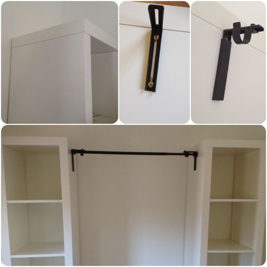 DIY Wardrobe Process