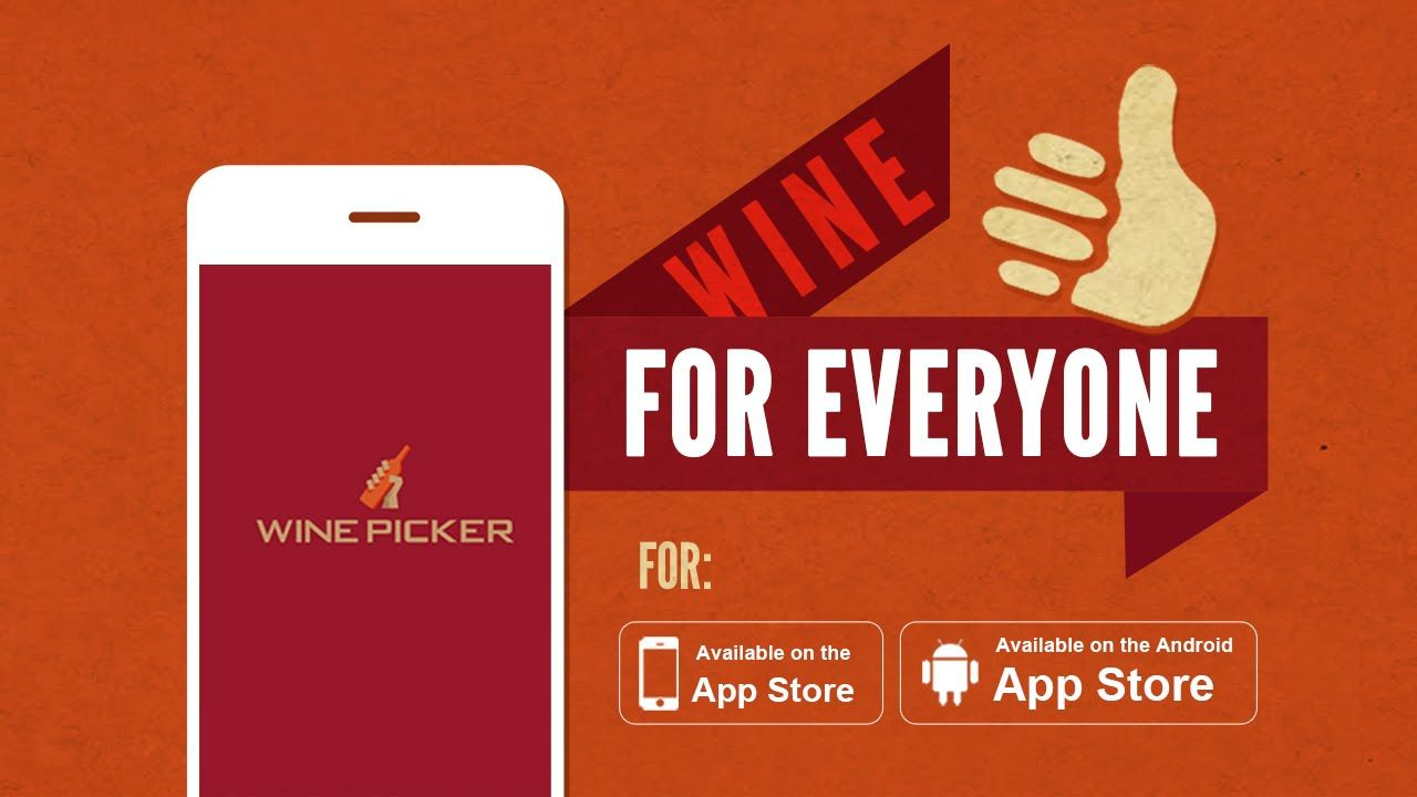Winepicker A New Wineapp That Predicts The Wine Before You Do Download It After Its Release On Your Ios And Android Apps To Savo Wine App App Mobile App