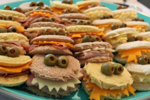 Healthy Halloween Food Ideas Halloween foods, Healthy halloween