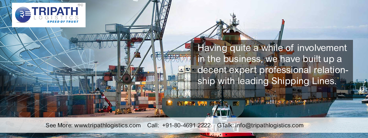 Pin by Tripath Logistics on International Services | Freight