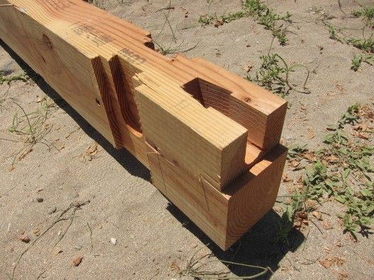 Japanese Precut Timber Construction Timber Frame Joinery