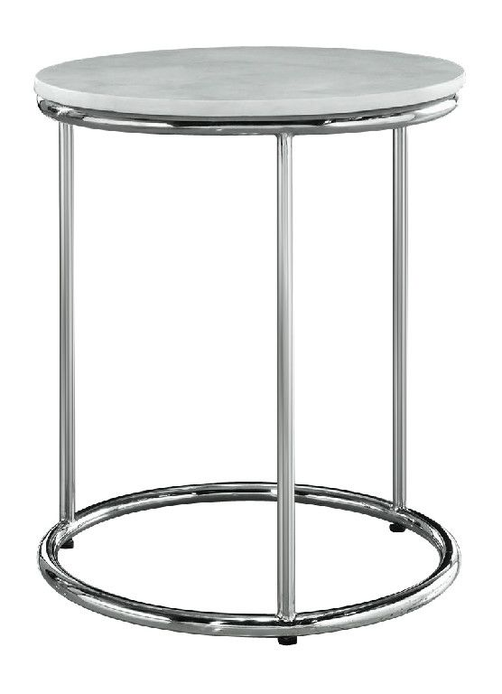 Best Woodstock Marketing Harden End Table For Reception In 400 x 300