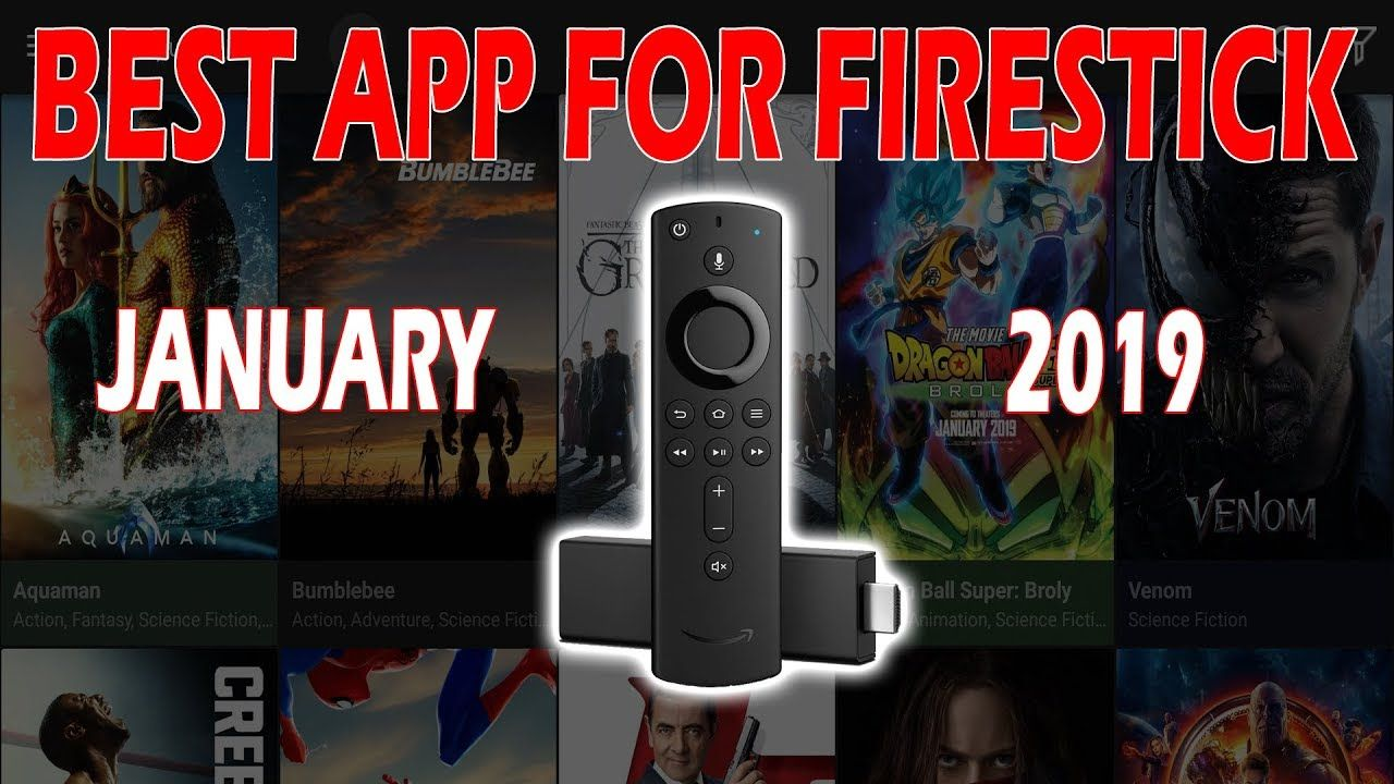 Best app for firestick how to install it watch free tv