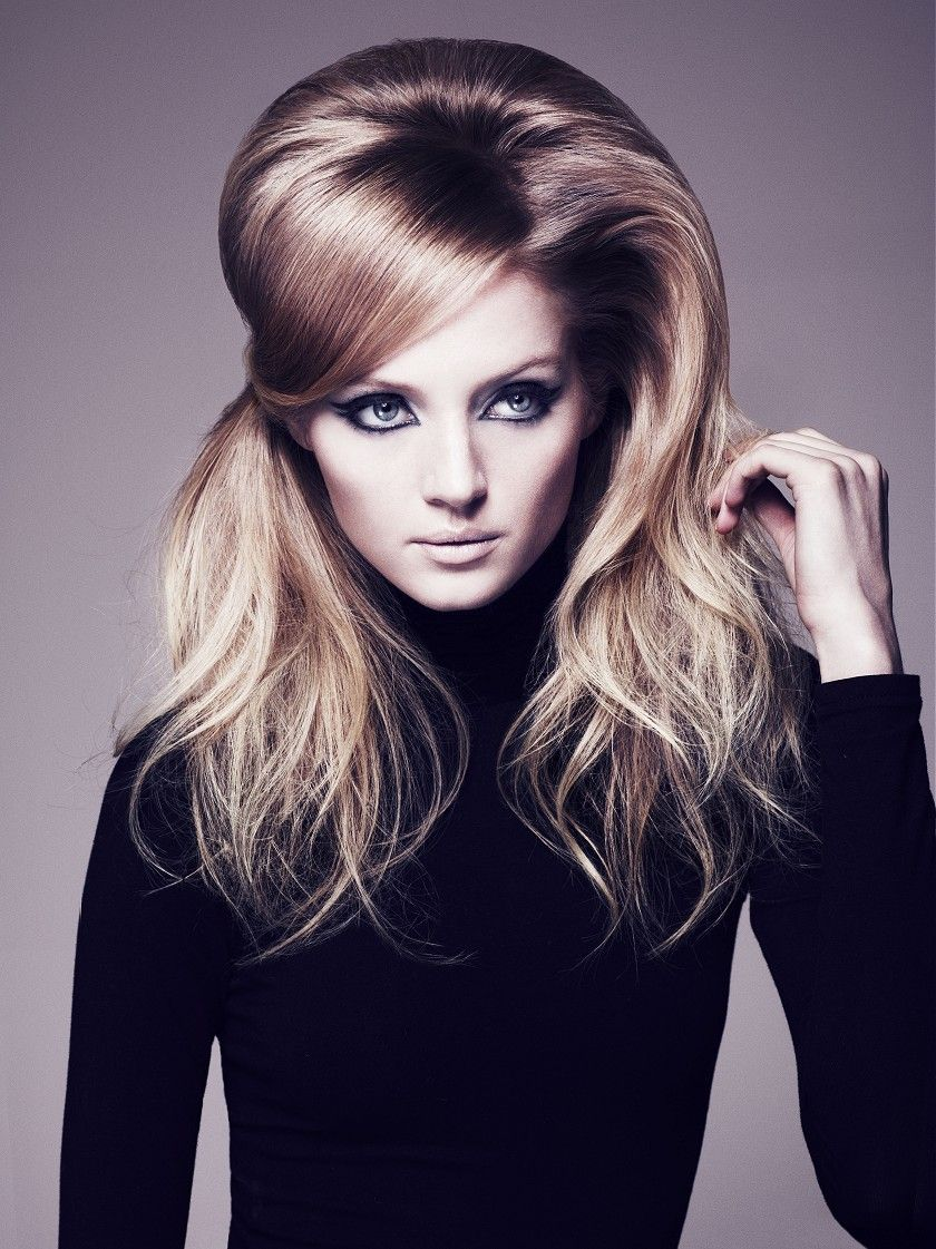 Long Blonde straight hairstyles provided by Aveda.   hairstyles ...