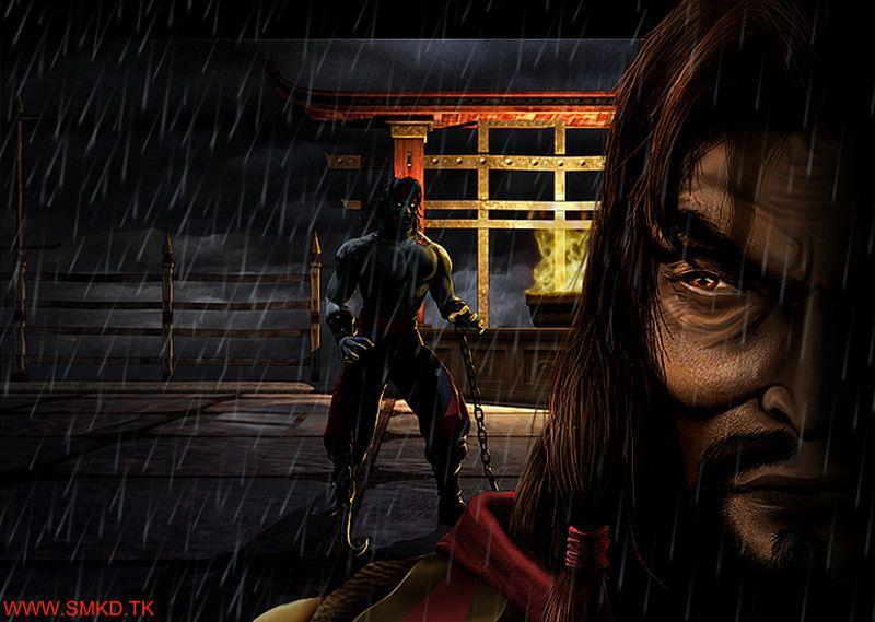Mortal Kombat Liu Kang Wallpaper