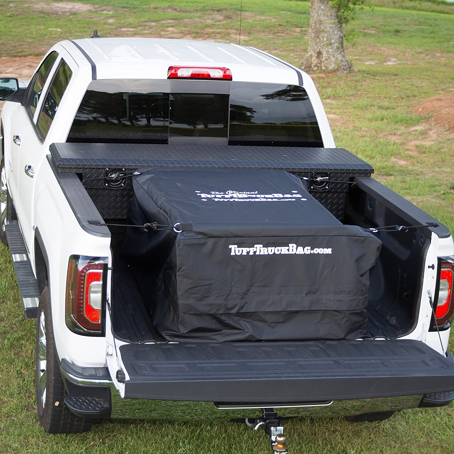 Tuff Truck Bag Black Waterproof Truck Bed