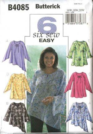 Plus Sized Tunic Patterns Search Categories Sewing Patterns