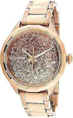 Diesel Women S Kween B Dz5539 Rose Gold Stainless Steel Quartz Fashion Watch Fashion Watches Watches Quartz