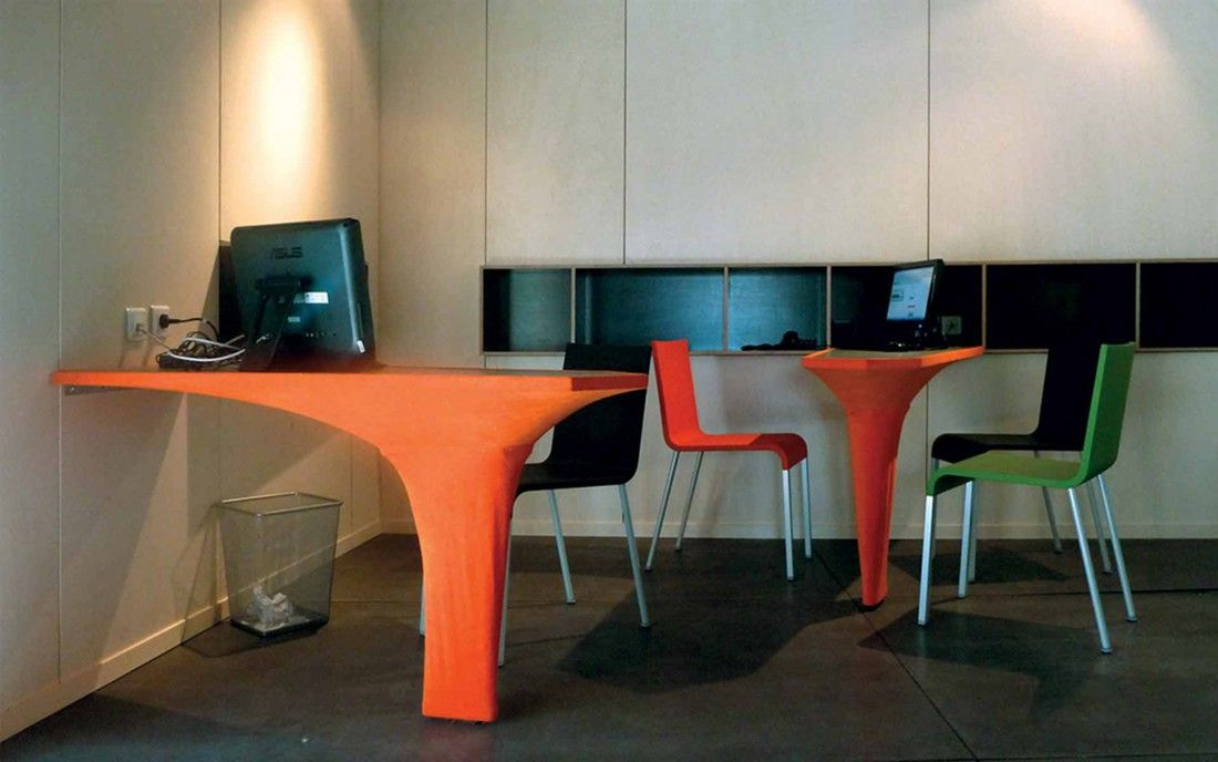 Agencement Agence Immobiliere 4immo Metalobil Design Agence A Nantes 44 Agence Immobiliere Design Immobilier