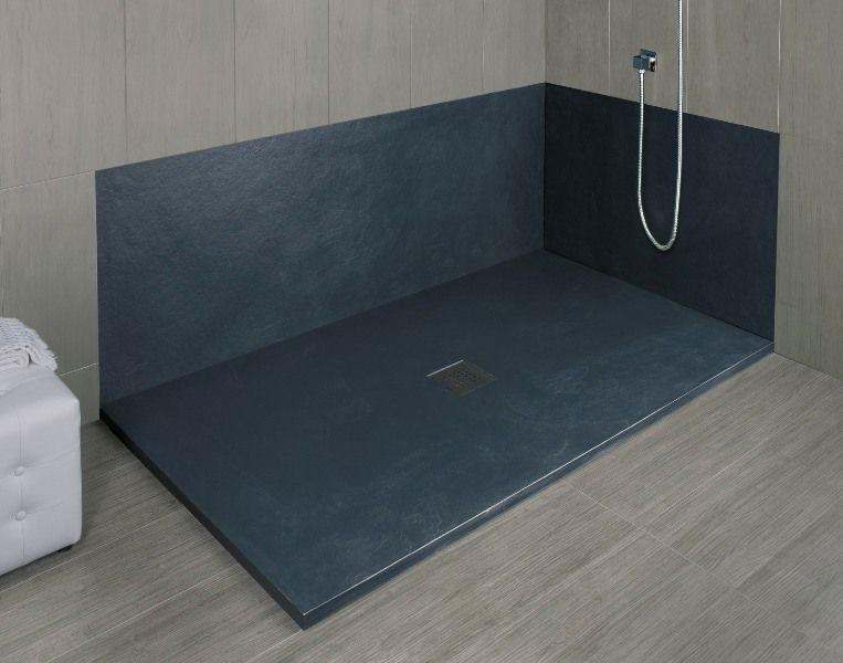 Plato de ducha de silex y paneles laterales para for Ducha ya precio