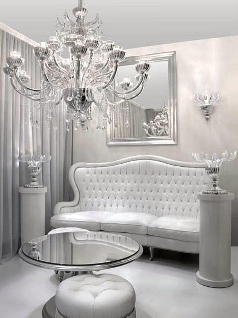 White, Silver, & Crystal Clean Living