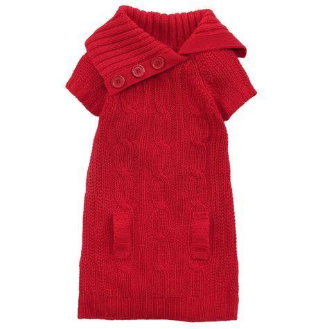 Pink Angel Toddler Girl Sweater Dress: Shopko  Coordinating ...