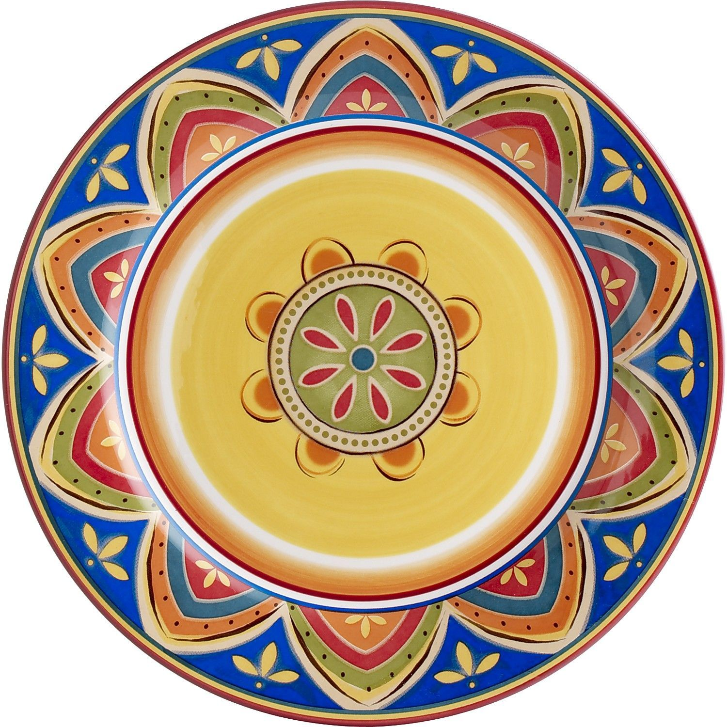 Mexicali Dinnerware Dinner Plate Pier 1 Imports