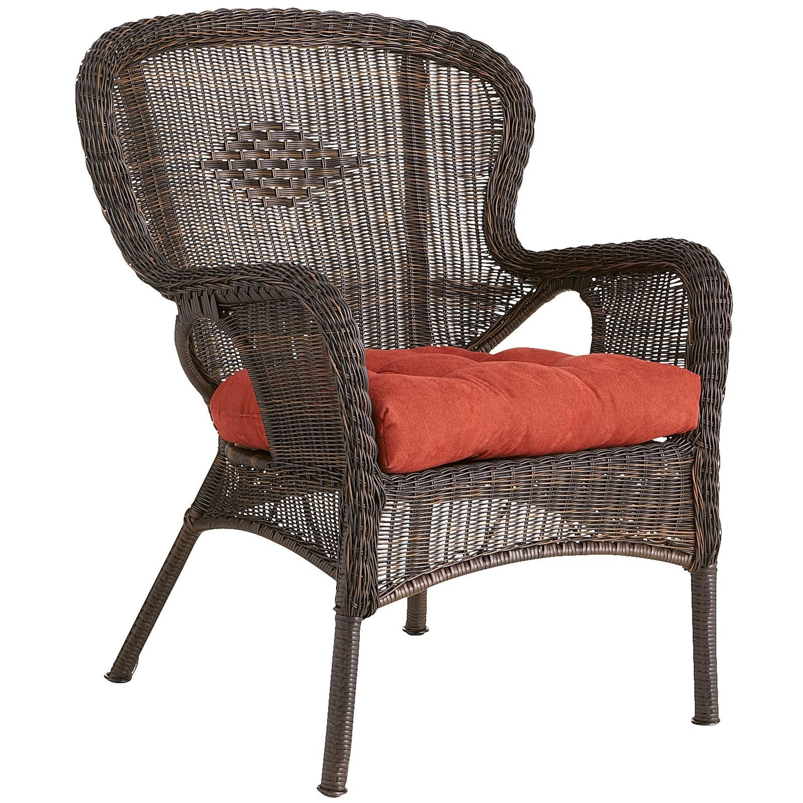 Coco Cove Armchair - Mocha | Pier 1 Imports (With images ...