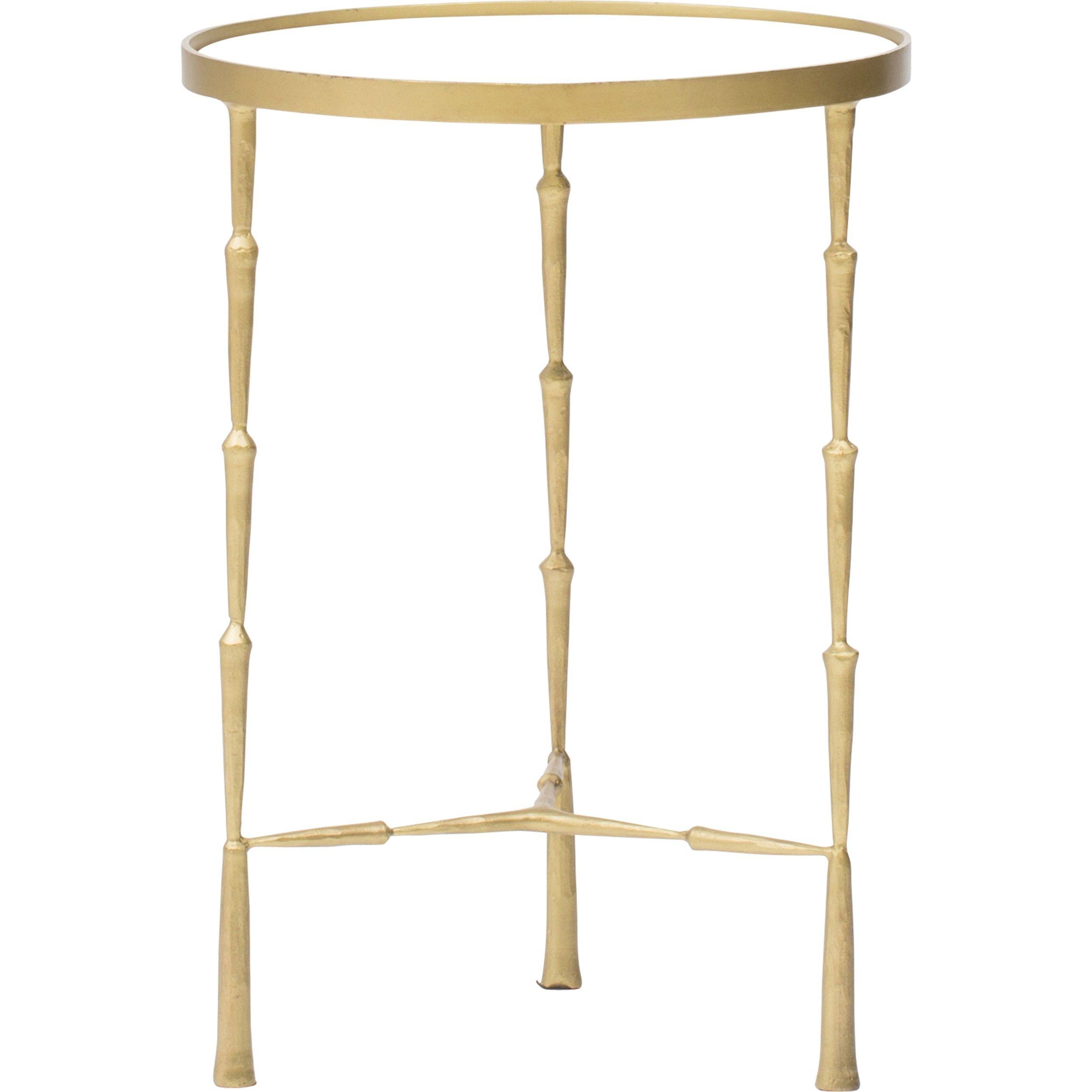 Spike Accent Table, Brass   Accent Tables   Furniture. Leben Auf Kleinem  RaumWohnungseinrichtungAkzent TischeZeitgenössische ...