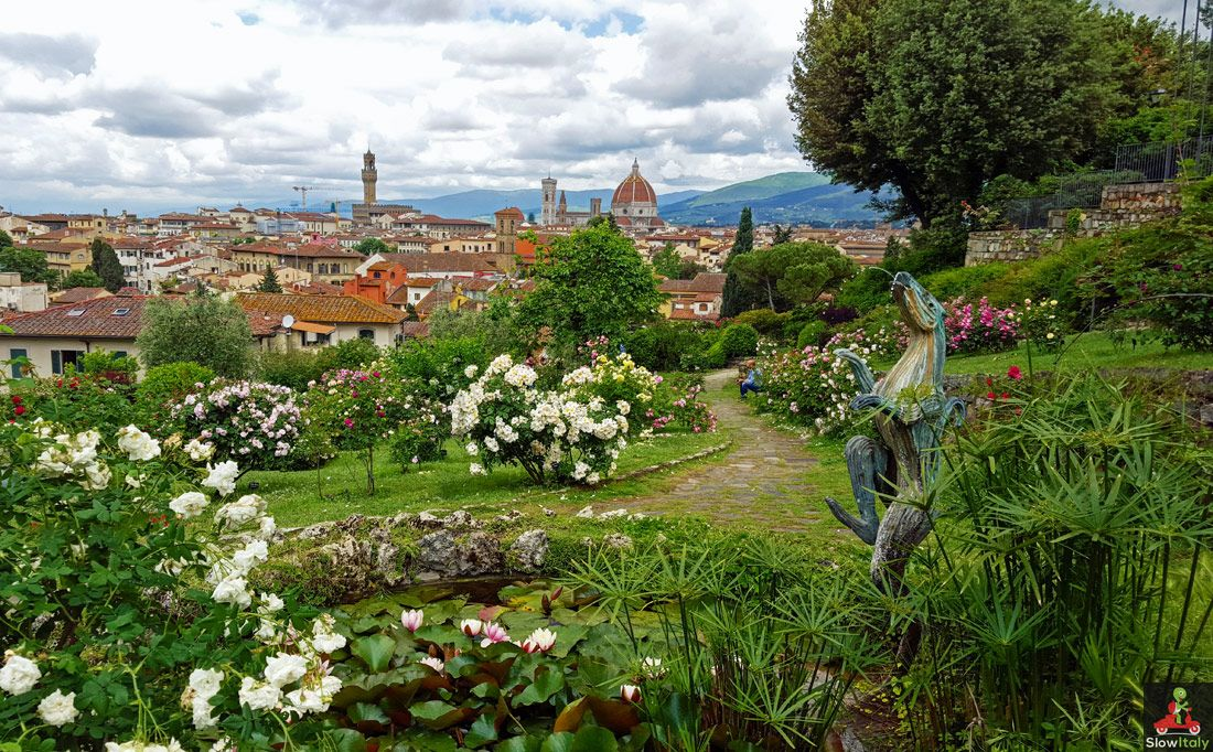 Folon The Visionary Belgian Artist In Florence Rose Garden