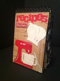 Craft Room Secrets: DIY Recipe Mini book