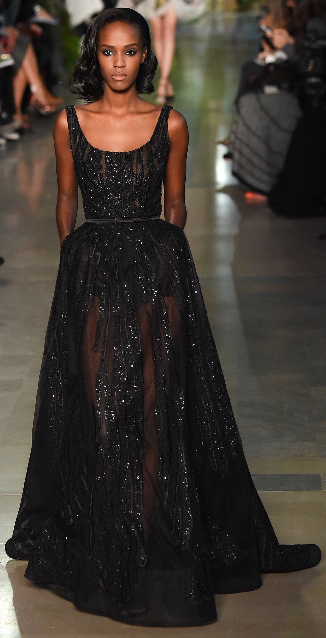 Elie Saab, spring 2015 Couture