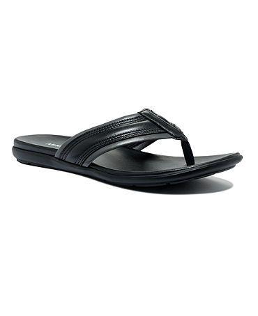 More dressy flip flops