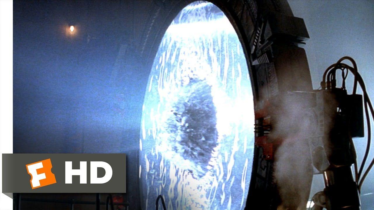 Stargate 2 12 Movie Clip Activation Of The Stargate 1994 Hd Stargate Stargate Movie Movie Clip
