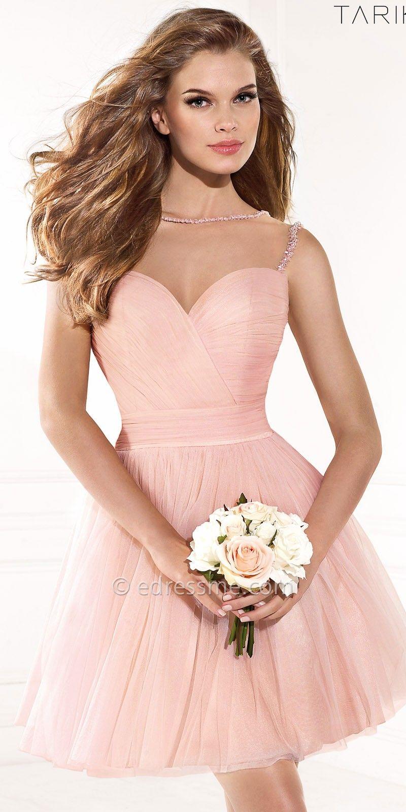 Lenda cocktail dresses by Tarik Ediz | Several Shades of Pink ...