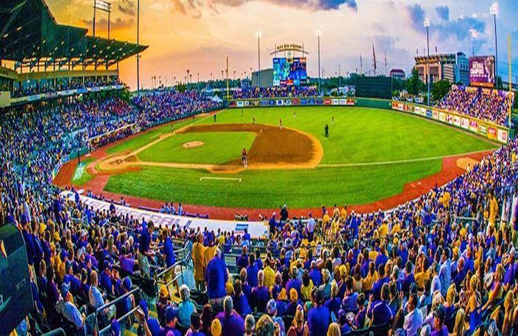 Lsu Baseball Tickets Baton Rouge College Baseball Season Is Ramping Up And Seatsforeveryone Com Has Tickets To All Lsu Baseba Lsu Baseball Baseball Ticket Lsu
