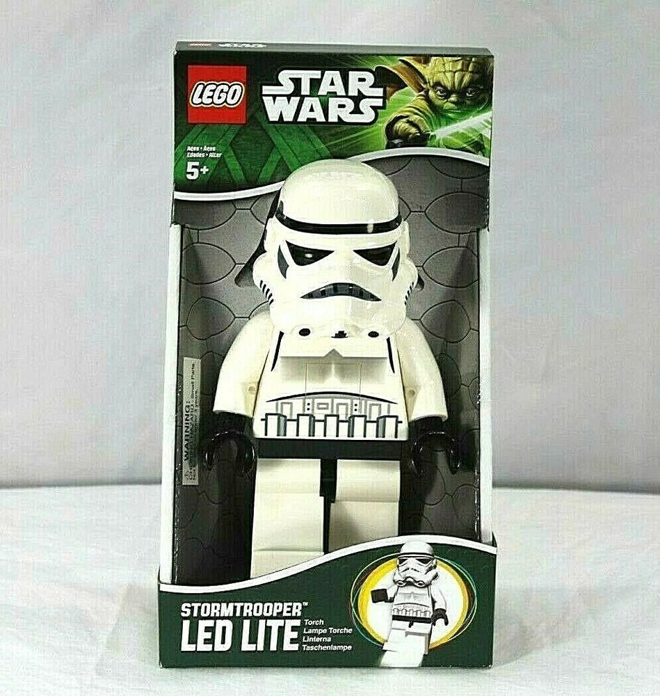 Lego Stormtrooper Torch