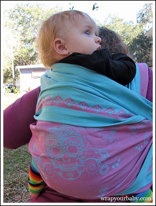 Woven Wrap Back Carry Database Babywearing 101 Pinterest Baby