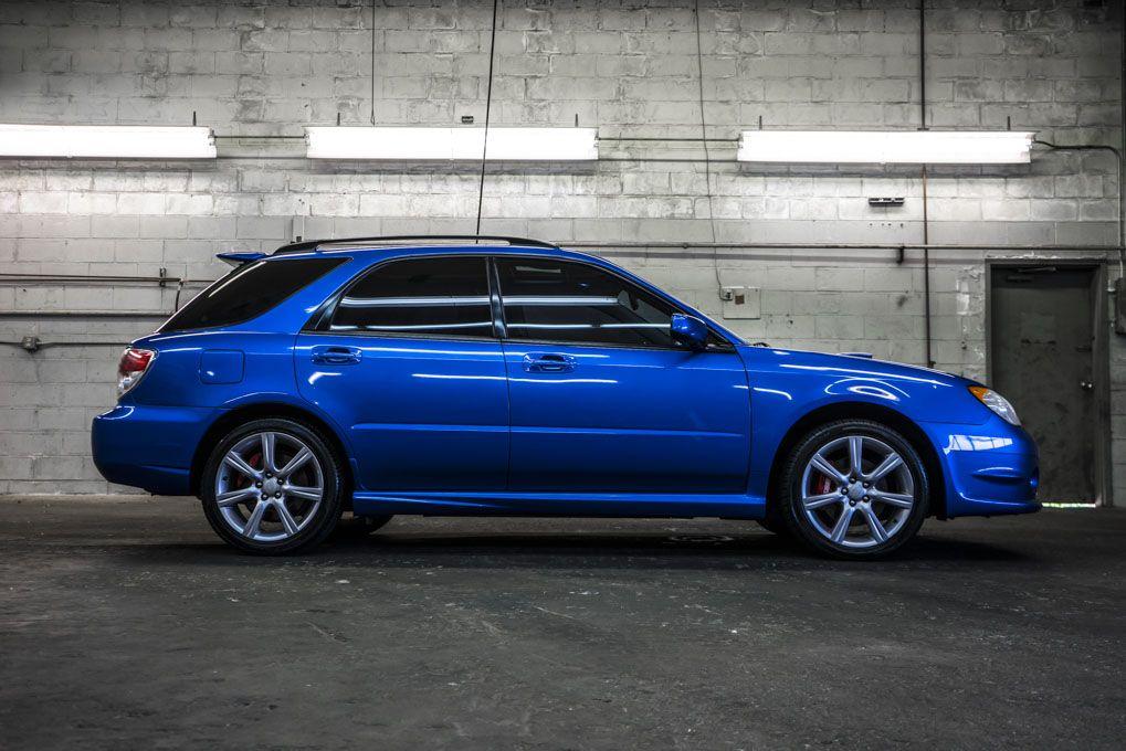 2007 Subaru Impreza WRX AWD For Sale at Northwest