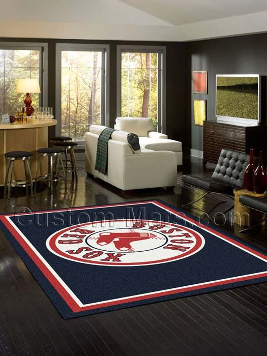 Custom Mats By Gallant Boston Red Sox Mlb Spirit