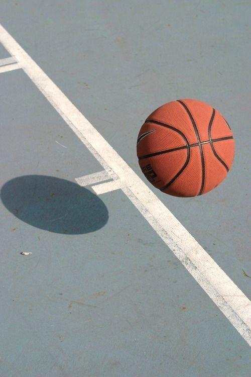 Rough Click Gambar Bola Basket Fotografi Abstrak Bola Basket
