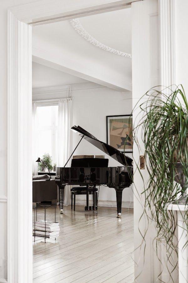 my scandinavian home: A striking Danish home with a calm feel