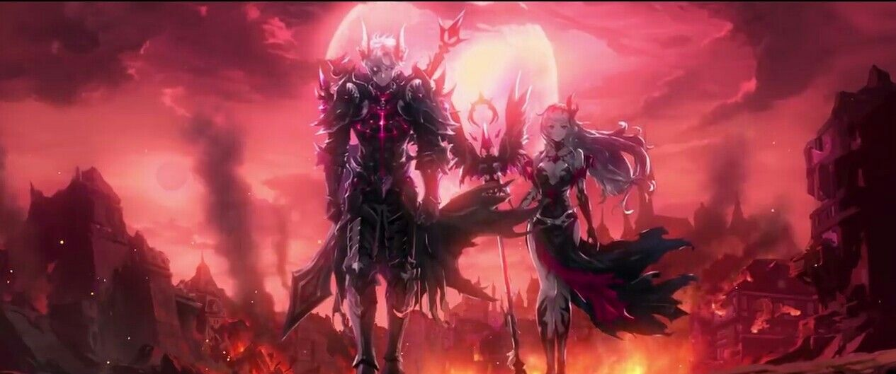 Kings Raid Pandemonium