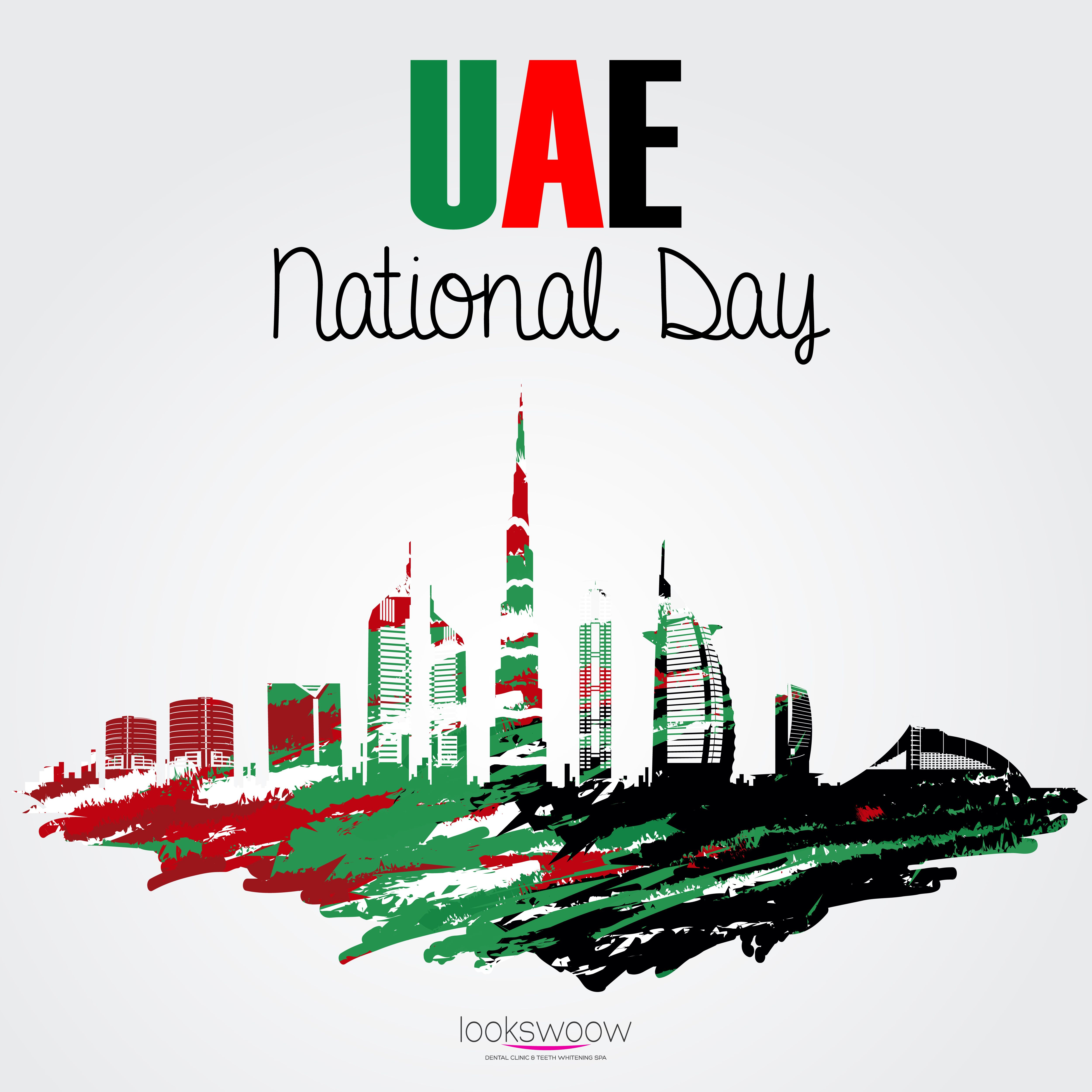 Lookswoow Wishes All Residents Of Uae A Happy National Day
