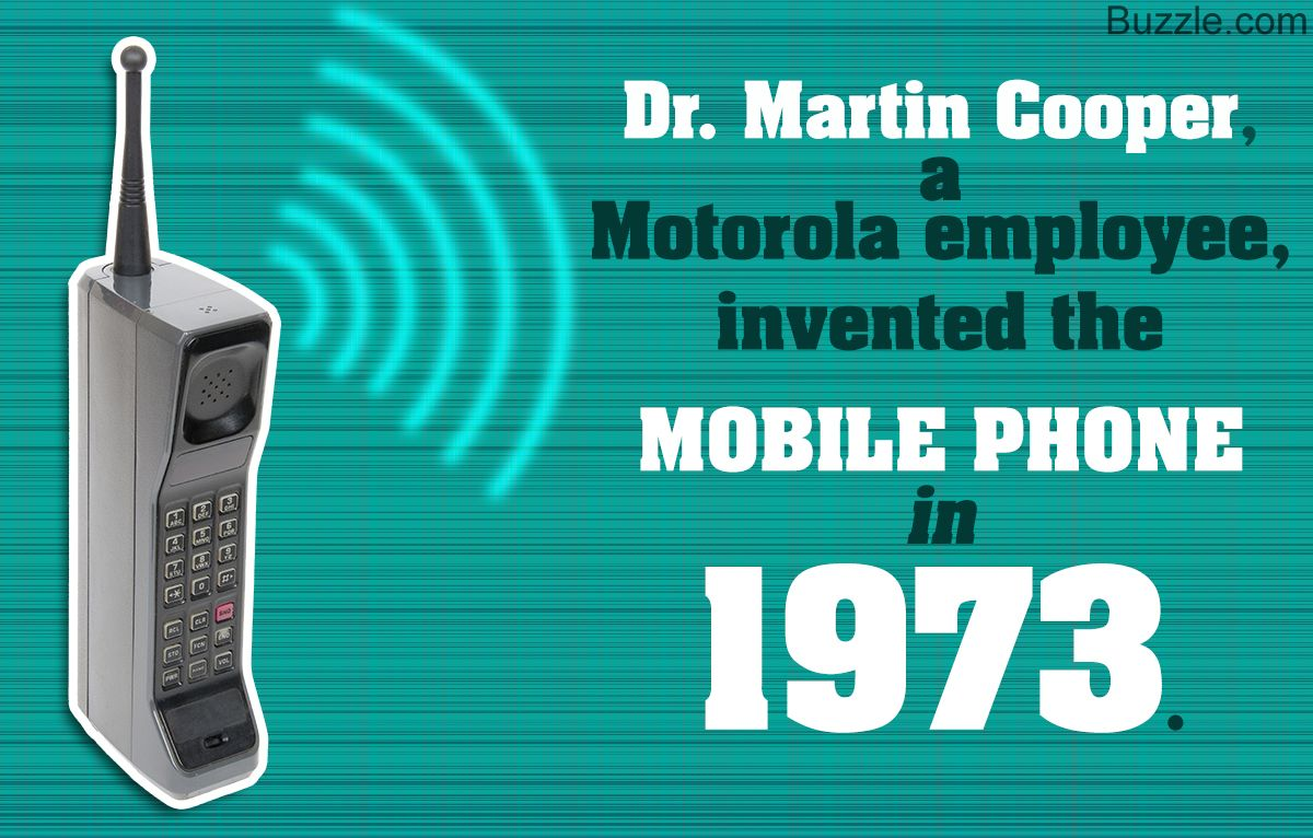 When was the First Mobile Phone Invented? The Answer May