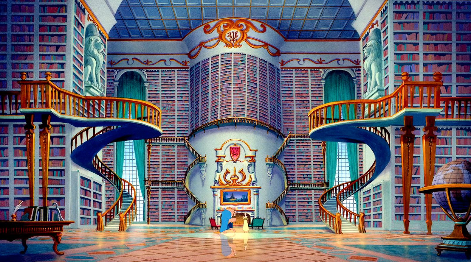 The Castle Library: Beauty and the Beast Gallery | Disney Movies ...