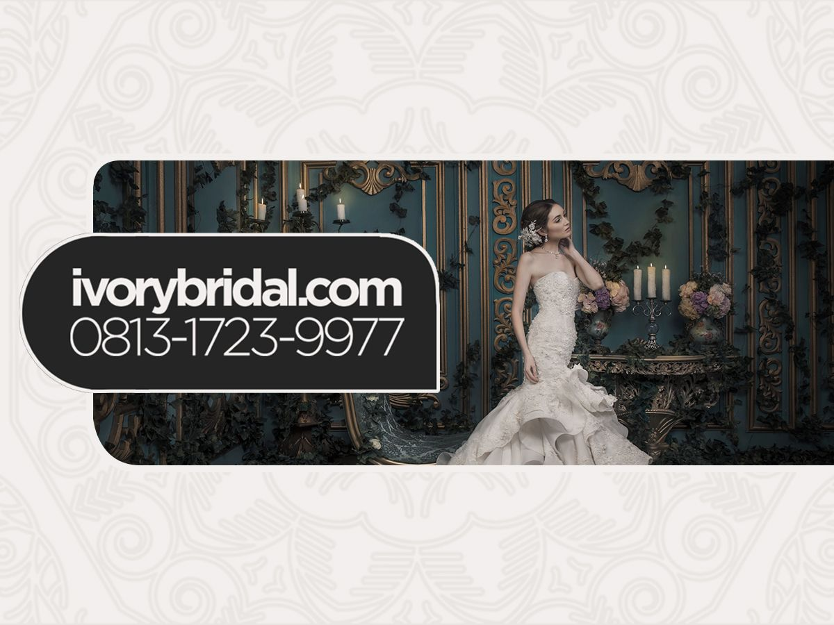 Modern Wedding Dresses With Vintage Style, Koleksi Baju Pengantin