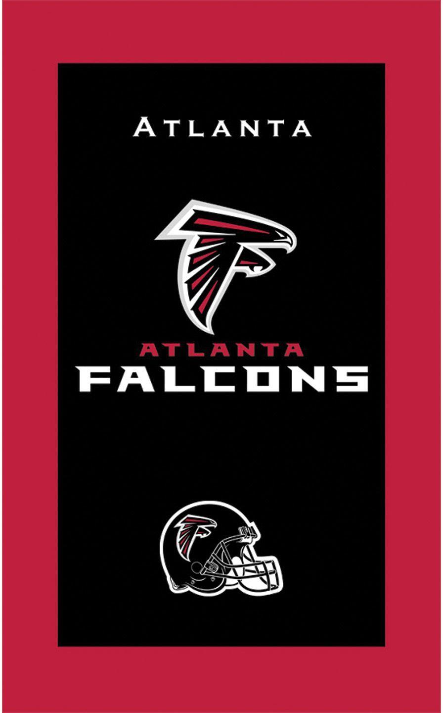 Kr Strikeforce Nfl Licensed Bowling Ball Towel Atlanta Falcons Atlanta Falcons
