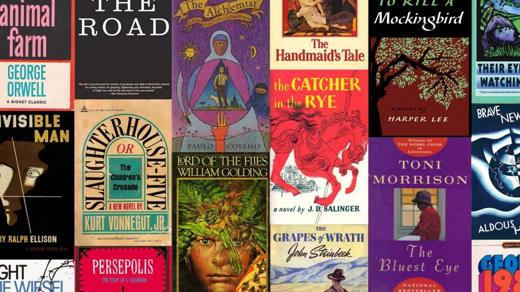 20 Indispensable High School Reads Kiddo S School Projects