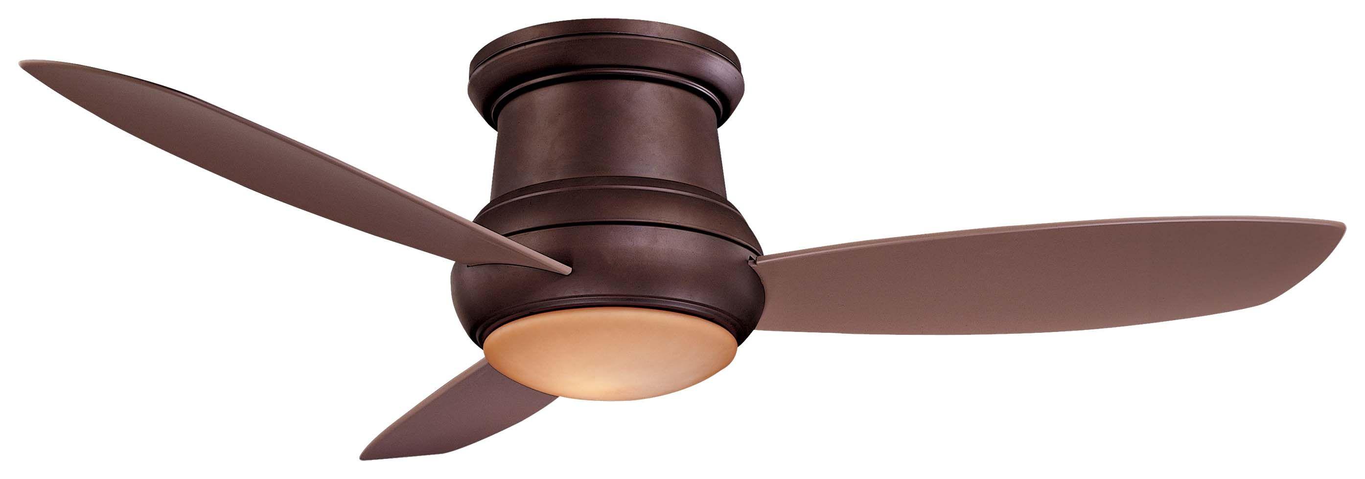 52 Flush Mount Ceiling Fan Guest Bedroom Pinterest