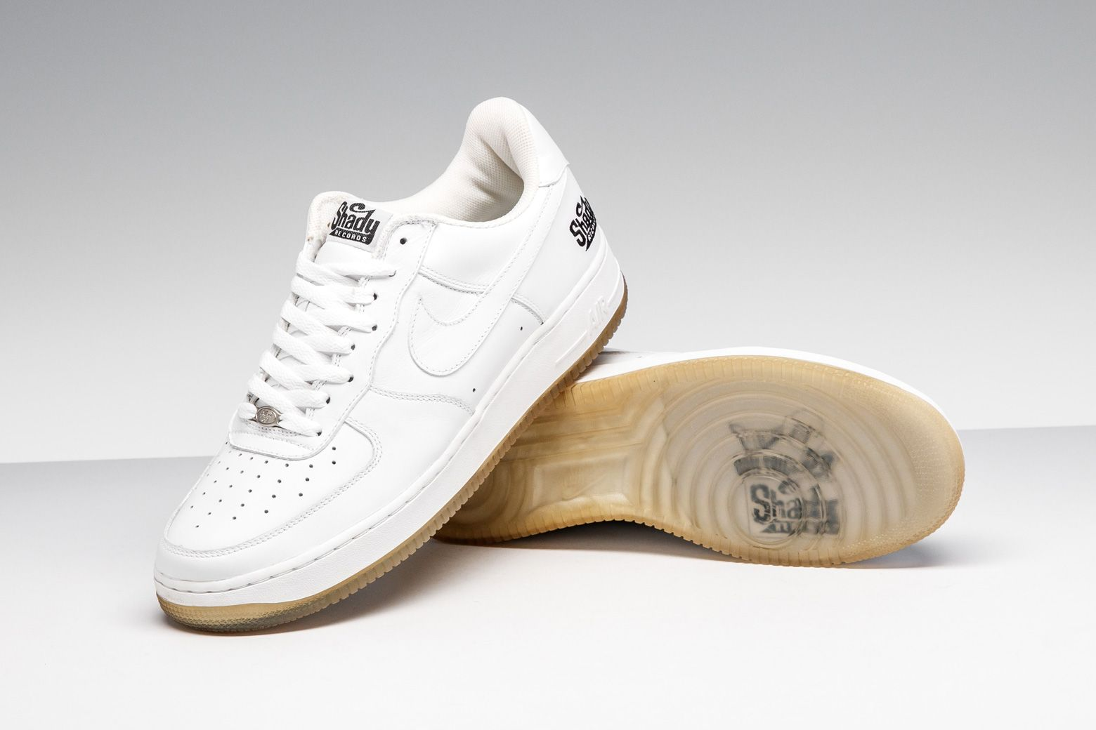 6859514302 As far as classics are concerned, Eminem's Shady Records-branded Air Force 1  Low covers all bases.