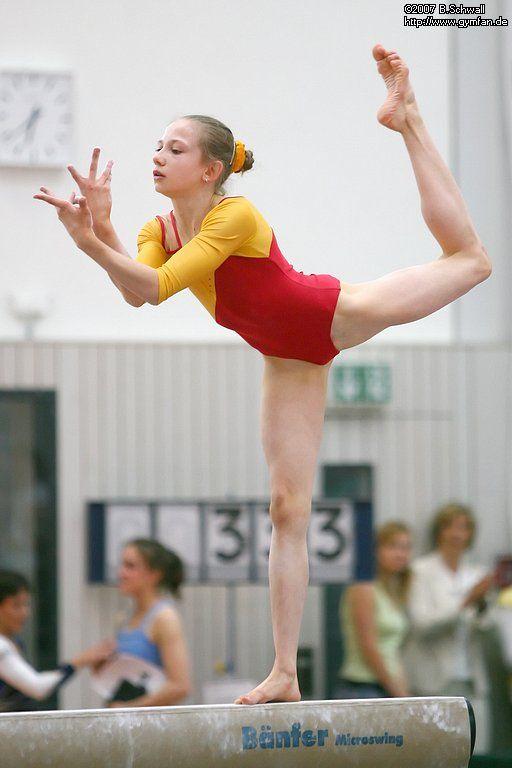 Bundesliga 2007 (2. Wettkampf) | Gymnastics girls