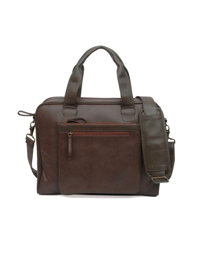 A brown toned versatile bag by Baggit