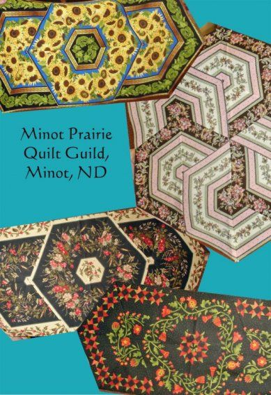 Minot Prairie Quilt Guild summer retreat Triangle Frenzy Runners ... : prairie quilt guild - Adamdwight.com