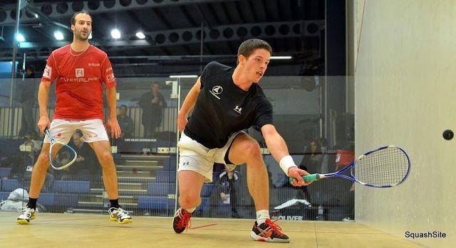 Raphael Kandra   PSA World Tour   Squash rackets, Tennis racket, Tennis