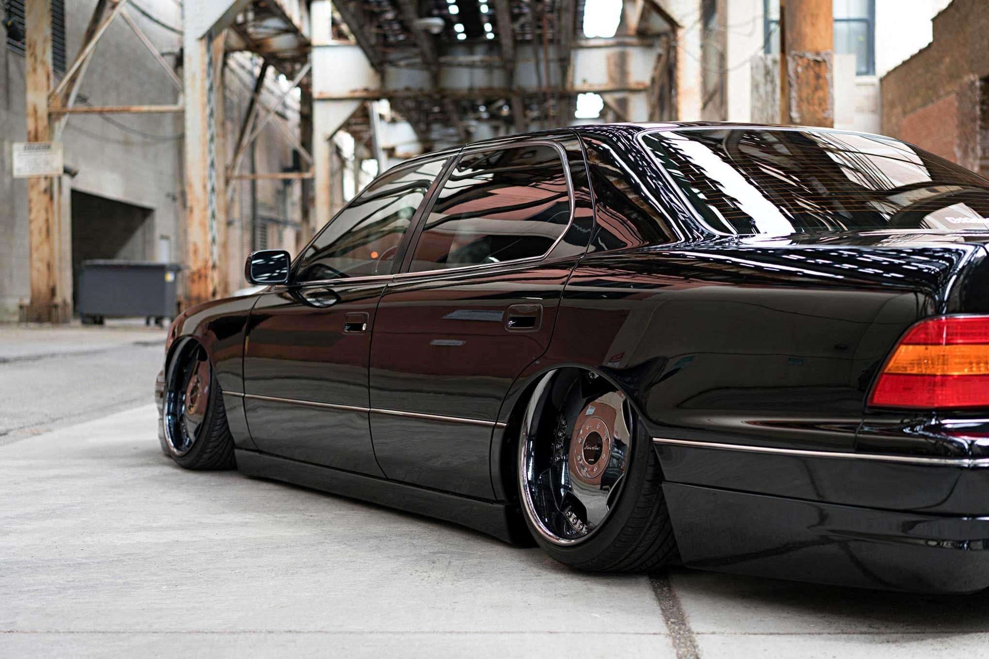 medium resolution of 2000 lexus ls400 work euroline dh wheels