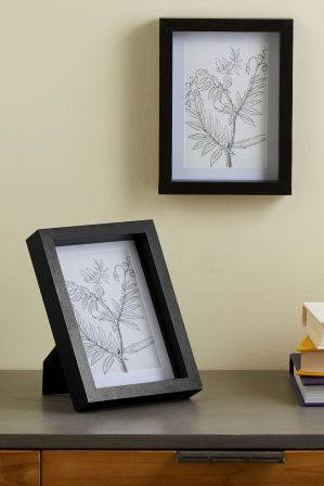 Next 2 Pack Gallery 6 X 4 15 X 10cm Frames Black Frame Gallery Wall Hanging