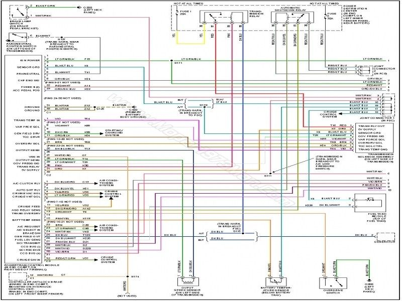 Wiring Diagram For 2001 Dodge Ram 2500 Readingrat